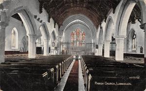 Parish Church Llangollen Eglise Kirche