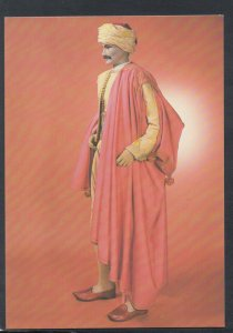 Fashion Postcard - Man's Costume, Tunisia, Late 19th Century    T8348