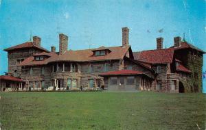 Newport R.I Shamrock Cliff Hotel 1961