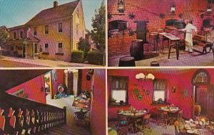 The Pretzel House Multi View Lititz Pennsylvania