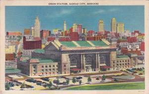 Missouri Kansas City Union Station