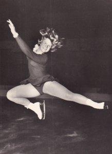 RP: Figure Skater SJOUKJE DIJKSTROVA (Holandsko) 1960s