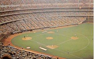 Cincinnati Riverfront Stadium, Ohio Baseball Stadium Postcard Unused