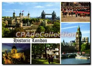 Postcard Modern Historic London