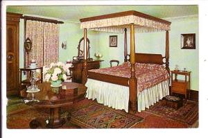 Eldon House, Interior, Bedroom, London Ontario