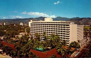 Hawaii Waikiki Beach Princess Kaiulani Hotel