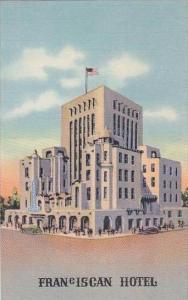 New Mexico Albuquerque Franciscan Hotel