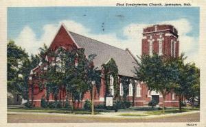 First Presbyterian Church Lexington NE 1948