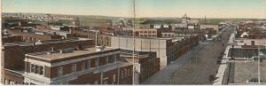 MOOSE JAW , Saskatchewan, Canada , 00-10s ; Bird's Eye View
