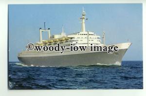 L0103 - Holland America Liner - Rotterdam - postcard