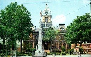 Ohio Cambridge Court House