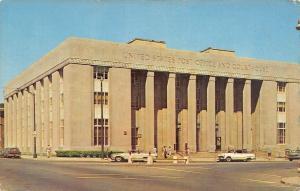 Binghamton New York~U.S Post Office~1960 Postcard