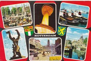 Netherlands Rotterdam Multi View