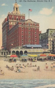ATLANTIC CITY , New Jersey , 30-40s ; The Shelburne Hotel