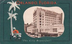 Florida Orlando The City Beautiful