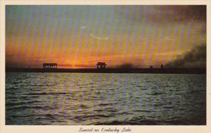 Kentucky Sunset On Kentucky Lake