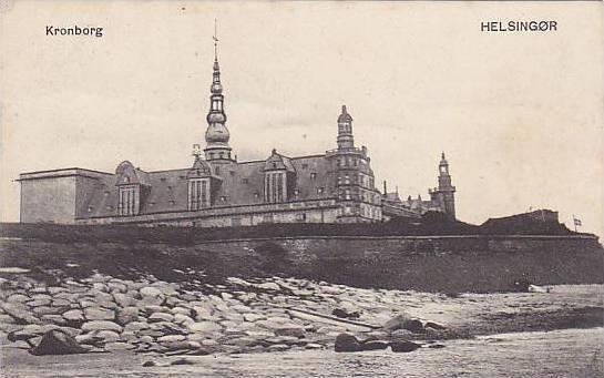 Kronborg , HELSINGOR , 00-10s  Denmark.