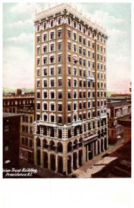 Rhode Island  Providence , Union Trust Building