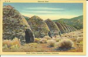 California, Death Valley National Monument, Charcoal Kilns