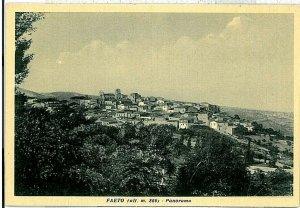 CARTOLINA d'Epoca - FOGGIA: FAETO