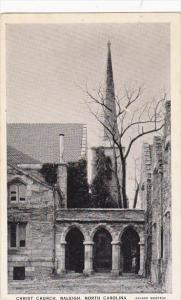 Christ Church, Raleigh, North Carolina, 1910-1920s