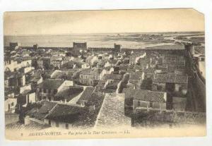 Vue Prise De La Tour Constance, Aigues-Mortes, France, 1900-1910s