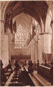 Scotland, UK Old Vintage Antique Post Card St Giles' Cathedral Edinburgh...