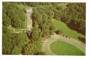 Air View, Abraham Lincoln Birthplace, Kentucky