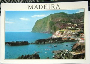 Portugal Madeira Cabo Girao - unposted