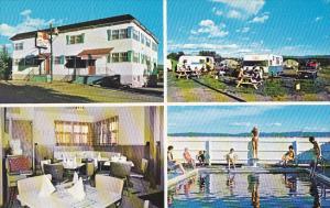 Canada Restaurant Au Bonnet Rouge Gaspe St Jean Port Joli Quebec