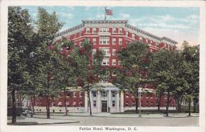 Fairfax Hotel Washington DC