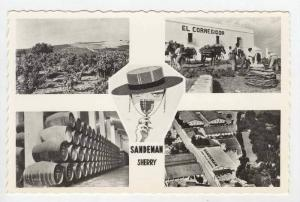 RP  Sandeman Sherry Company, El Corregidor, Sevilla, Spain 20-40s