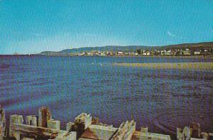 Port de Mer et Partie Centrale, Ste Ann Des Monts, Gaspe, Quebec, Canada, 40-...