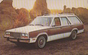 1979 Ford Zephyr Villager Wagon Tallys Auto Sales Gloucester Massachusetts