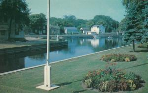 PERTH , Ontario , Canada , 1950-60s ; The Park and Basin