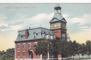 RENFREW , Ontario , Canada, PU-1906 , Collegiate Institute