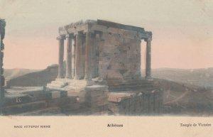 ATHENES , Greece , 1900-1907 ; Temple de Victoire