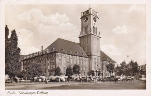 RP, Schoneberger Rathaus, Berlin, Germany, PU-1953