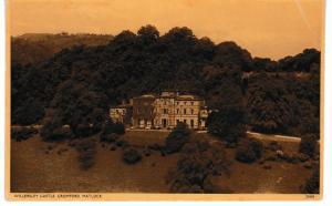 Post Card Derbyshire Matlock WILLERSLEY CASTLE Cromford 30404