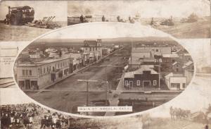 RP, Main Street, Showing John R. Mears, Etc., Arcola, Saskatchewan,00-10s