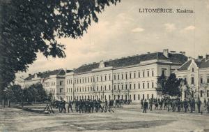 Czech Republic Litoměřice Kasárna 02.20