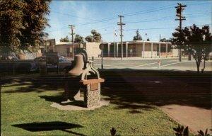 Healdsburg CA Spelling Error Healsburg 1950s Postcard