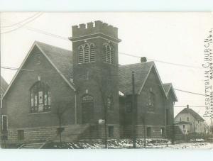 Pre-1920's rppc NICE VIEW Mason City Iowa IA i5430