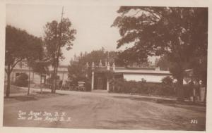 RP: Inn at SAN ANGEL , D.F. , Mexico , 1900-10s
