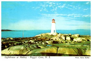 Canada  Peggy's Cove N.S. Lighthouse