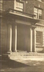 Wenham MA - Gordon College - Old Campus c1920s Real Photo Postcard #1