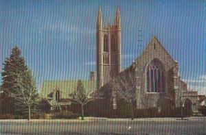 Grace Episcopal Church, Monument and Tejon, Colorado Springs, Colorado, PU-1951