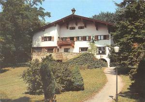 Bad Liebenstein Klubhaus Dr Salvador Allende Thuer. Wald