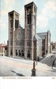 Rhode Island Providence   The Cathedral