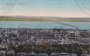 Dundee from Law Hill , Scotland , 00-10s